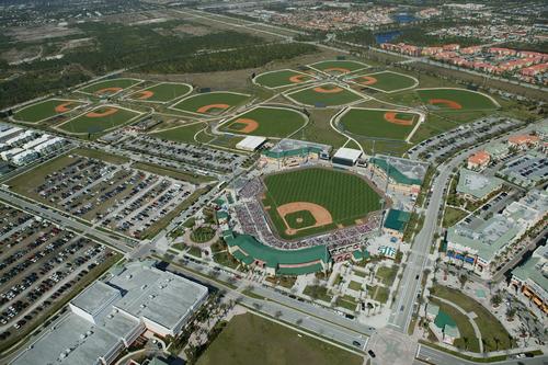 Palm Beach County Baseball Stadium
