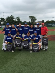 The Gauchos took home the championship with a walk-off win over the Titans.