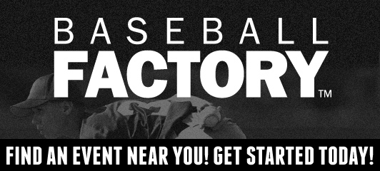 Register for a Baseball Factory Event