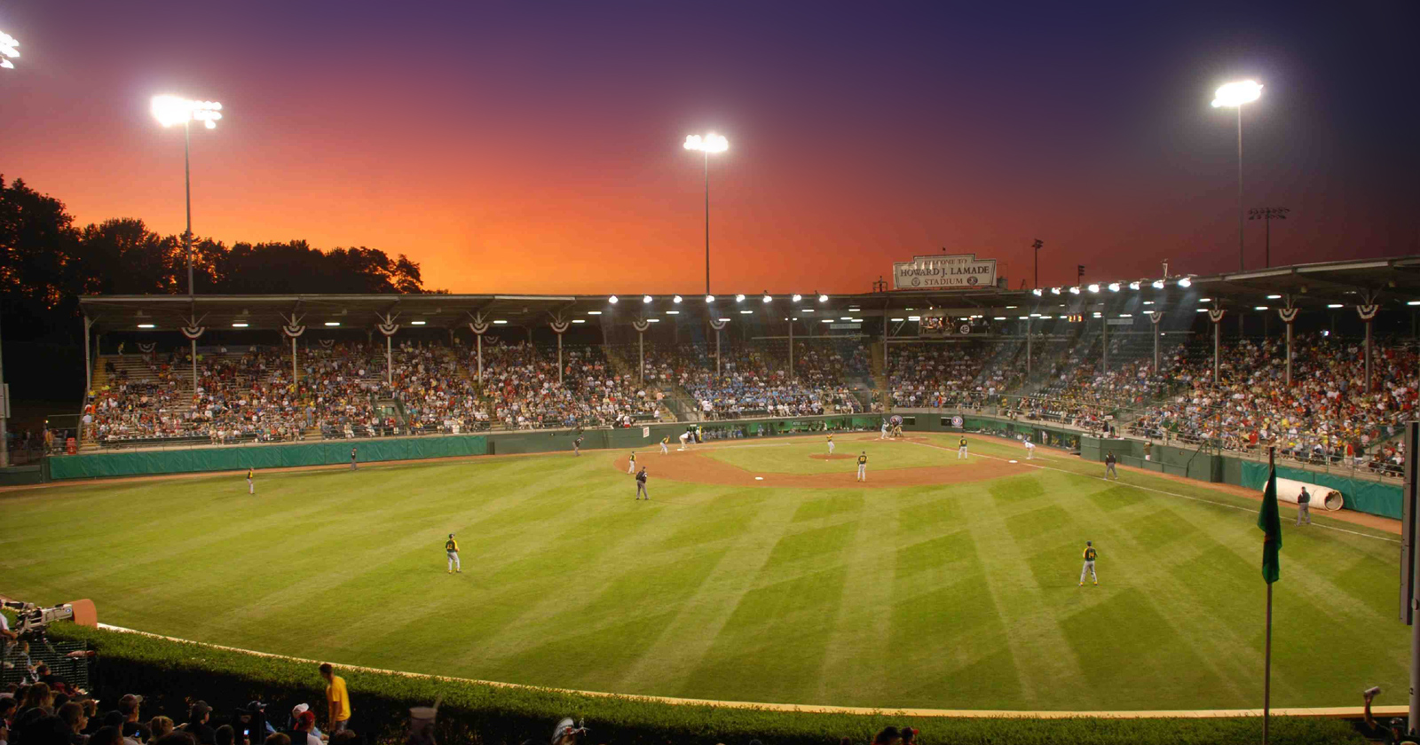 little league world series - HD 1600×840