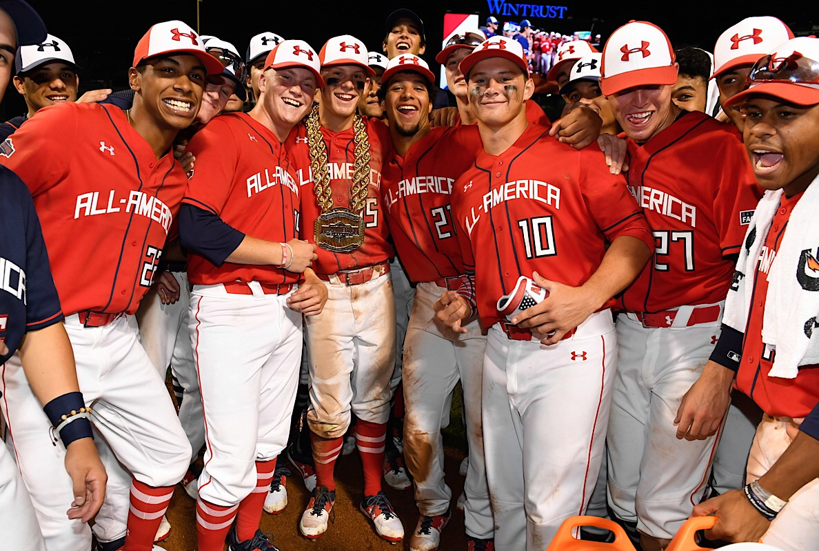 2019 Under Armour All-America Baseball Game Date and First ...