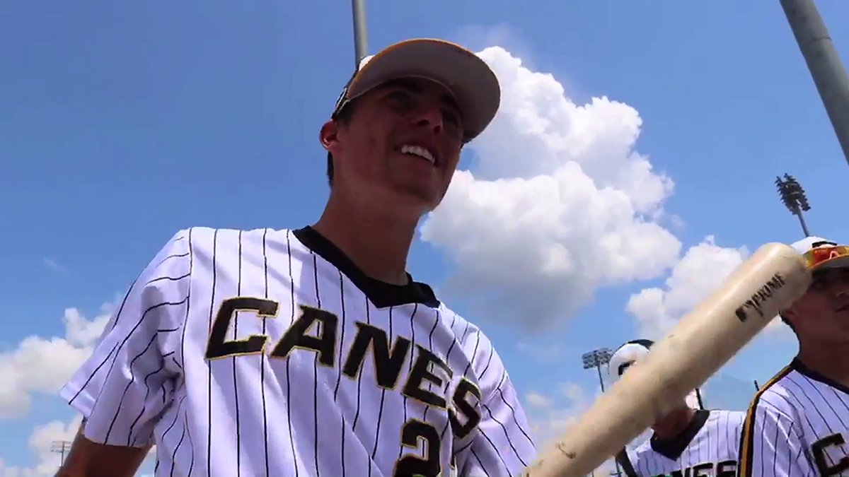 a9483829d4d 2018 Under Armour All-America Road to Wrigley – Chris Newell ...