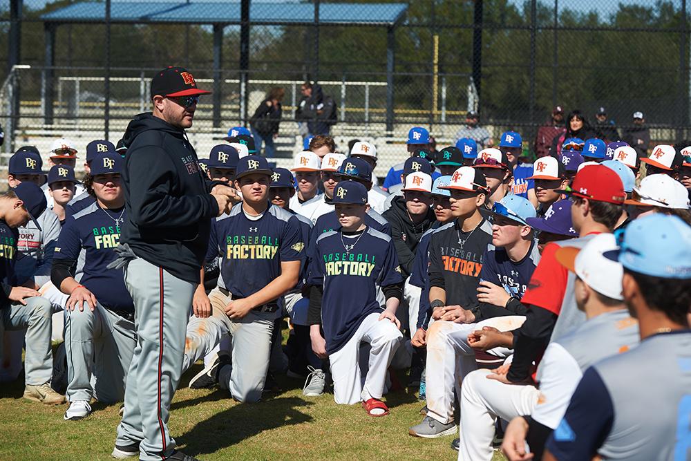 Under Armour Baseball Factory Preseason Rookies