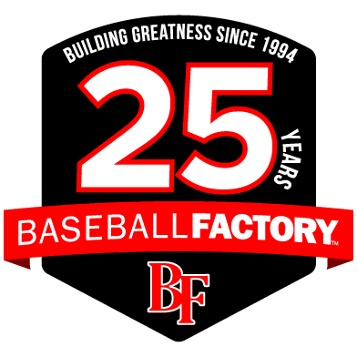 Baseball Factory Celebrates Its 25th Year Anniversary - Baseball Factory