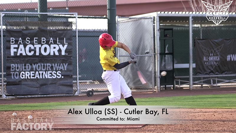 a1d2cc7bed633 Top 10 2021 Grads From The 2019 Under Armour Baseball Factory All ...