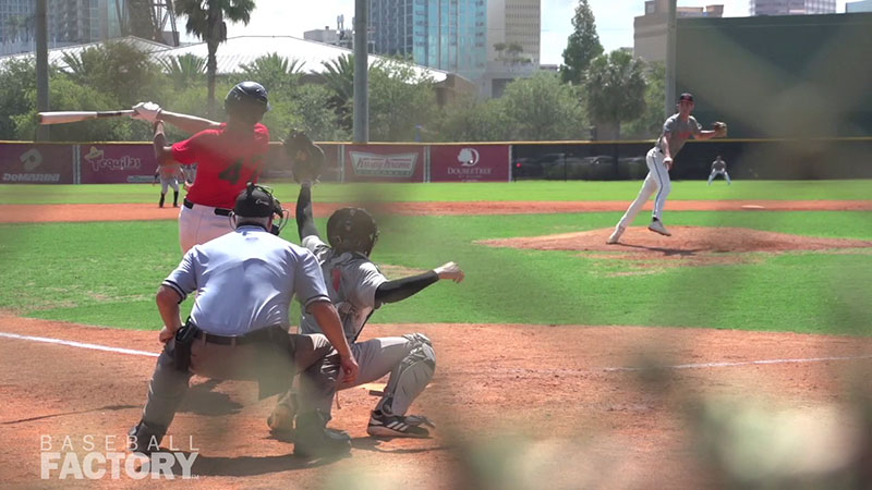 2019 Under Armour All-America Road to Wrigley – Andrew