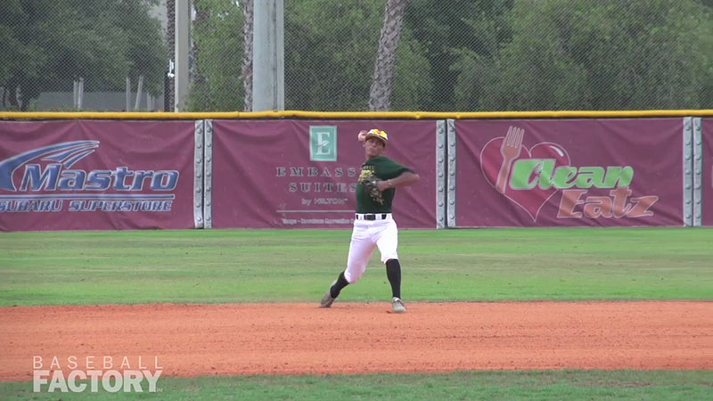 2019 Under Armour All-America Road to Wrigley – Steven
